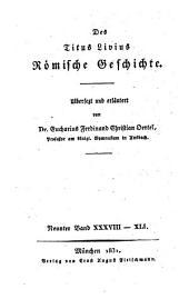 Römische Geschichte: XXXVIII. - XLI.. 9