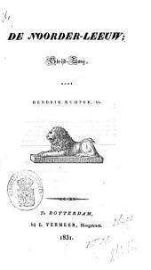 De Noorder-leeuw: strijd-zang
