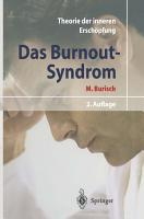 Das Burnout Syndrom PDF