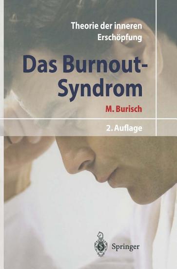 Das Burnout Syndrom PDF