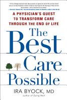 The Best Care Possible PDF