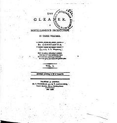 The Gleaner Book PDF