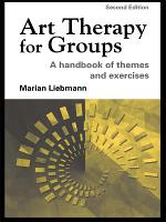 Art Therapy for Groups PDF