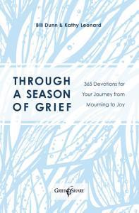 Through a Season of Grief Book