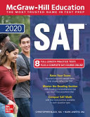 McGraw Hill Education SAT 2020