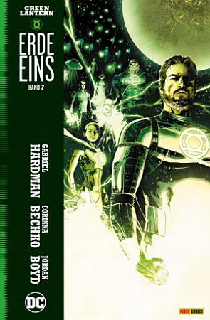 Green Lantern  Erde Eins   Bd  2 PDF