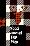 Food Journal For Men Book PDF