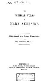 The Poetical Works of Mark Akenside