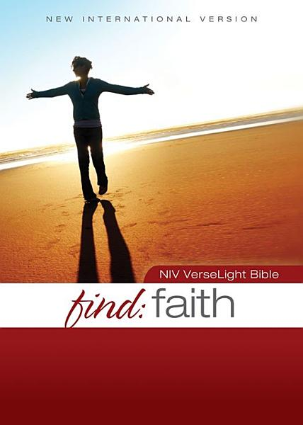 NIV, Find Faith: VerseLight Bible, eBook