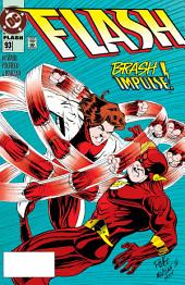 The Flash (1987-) #93