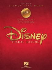 The Disney Fake Book (Songbook): Edition 3