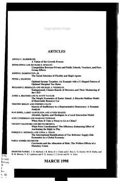 The American Economic Review PDF