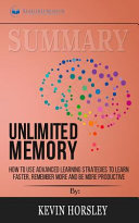 Summary of Unlimited Memory Book