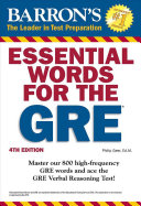 Essential Words for the GRE
