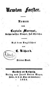 Newton Forster: Roman, Band 3