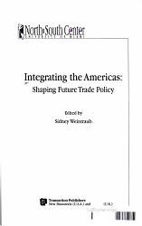Integrating the Americas PDF