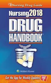 Nursing2018 Drug Handbook: Edition 38