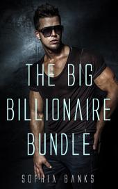 The Big Billionaire Bundle: BWWM Interracial Erotica