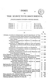 House Documents, Otherwise Publ. as Executive Documents: 13th Congress, 2d Session-49th Congress, 1st Session, Volume 4, Part 2