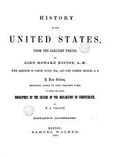History of the United States, from the Earliest Period: Volume 1