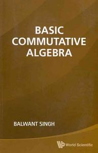 Basic Commutative Algebra PDF