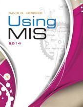 Using MIS: Edition 7