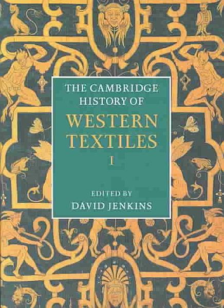 Download The Cambridge History of Western Textiles Book