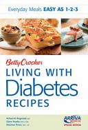 Arriva Custom Betty Crocker Living with Diabetes Recipes Book