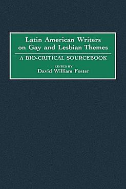 Latin American Writers on Gay and Lesbian Themes PDF