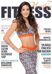 Monthly Fitness Dergisi - Aralık 2015: Aylık ücretsiz sağlık, bakım, beslenme ve fitness dergisi