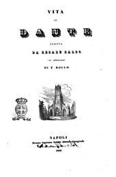 Vita di Dante scritta da Cesare Balbo
