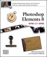 Photoshop Elements 8 One on One PDF