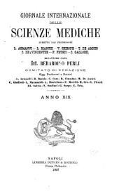 Giornale internazionale delle scienze mediche: Volume 19
