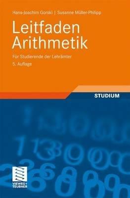 Leitfaden Arithmetik PDF