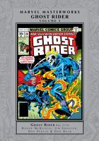 Ghost Rider Masterworks Vol  3 PDF