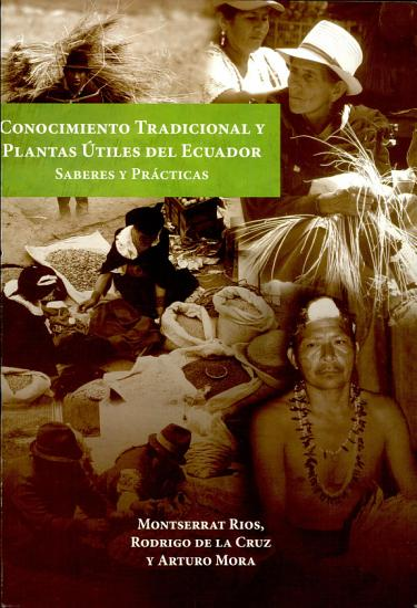 Conocimiento Tradicional Y Plantas Utiles Del Ecuador PDF
