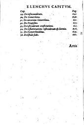 Caloptron sive Speculum artis med. Hippocratium