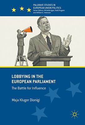 Lobbying in the European Parliament