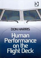 Human Performance on the Flight Deck PDF