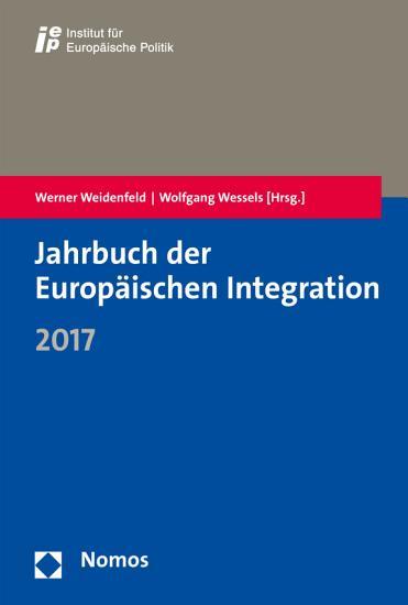 Jahrbuch der Europ  ischen Integration 2017 PDF