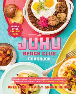 The Juhu Beach Club Cookbook Book