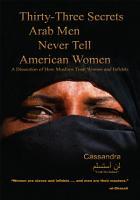 Thirty Three Secrets Arab Men Never Tell American Women PDF