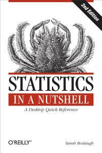 Statistics in a Nutshell PDF