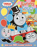 Thomas the Tank Engine Funny Faces Sticker Book