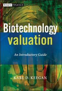 Biotechnology Valuation PDF
