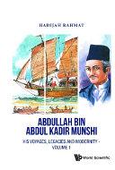 Abdullah Bin Abdul Kadir Munshi  In 2 Volumes