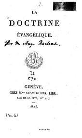 La doctrine évangélique