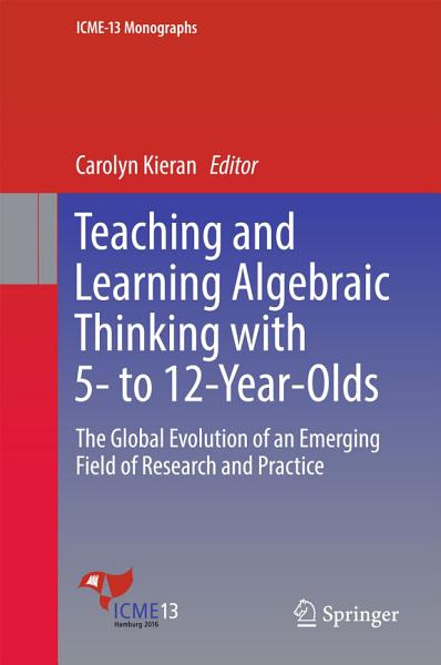 Teaching and Learning Algebraic Thinking with 5  to 12 Year Olds PDF