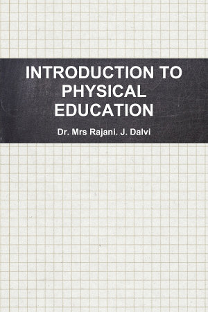 INTRODUCTION TO PHYSICAL EDUCATION PDF
