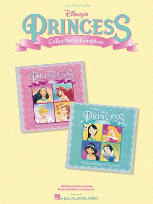 Disney s Princess Collection   Complete  Songbook  PDF